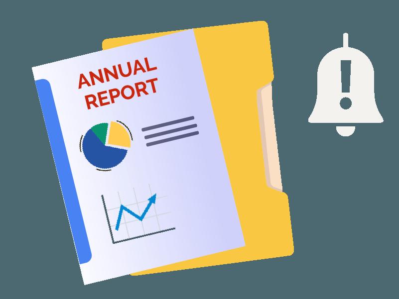 Annual Report in Estonia